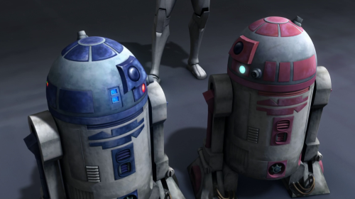 R2-KT and R2-D2