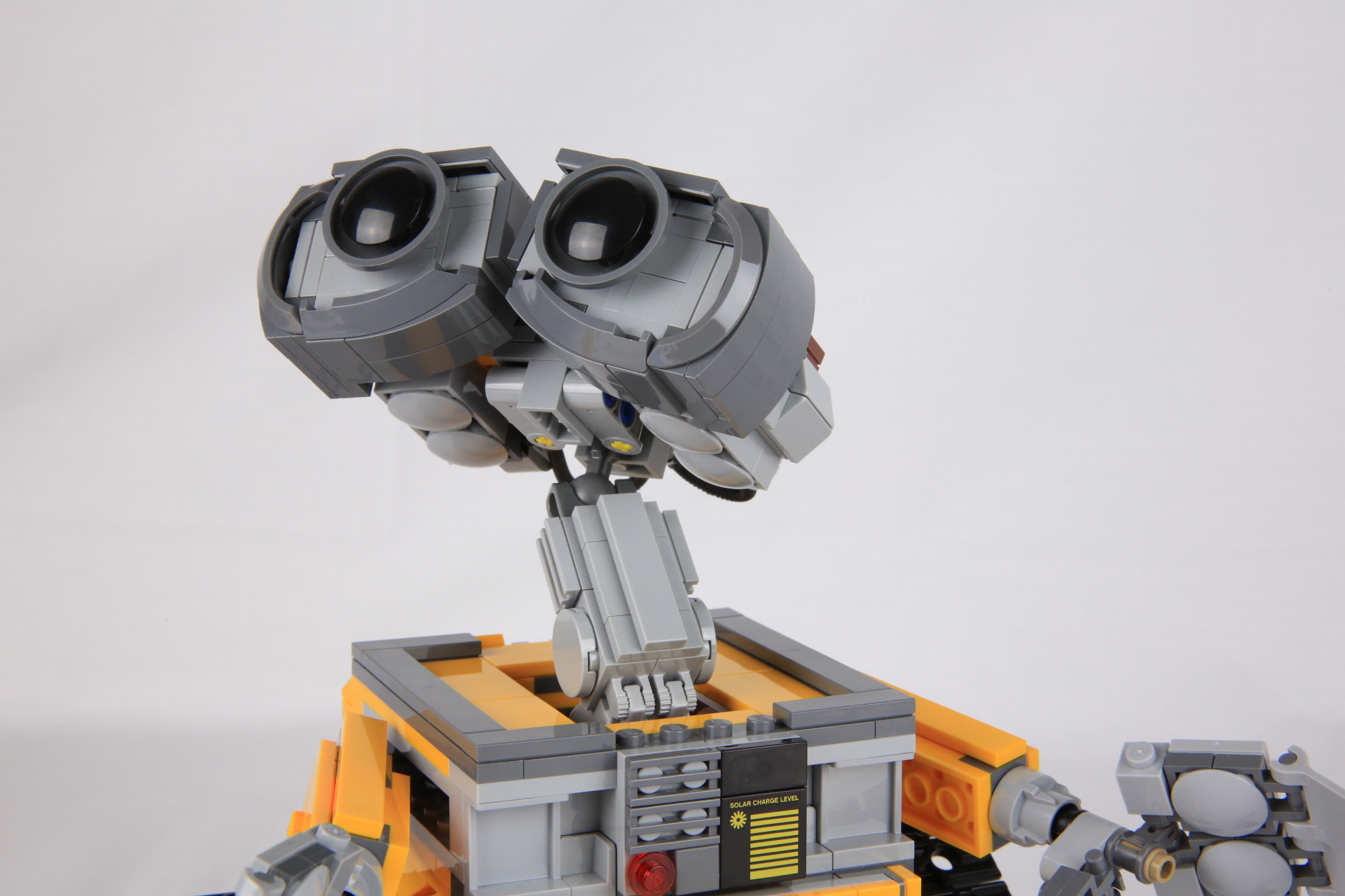 Lego Ideas News 21303 Wall E Service Packs Arriving In