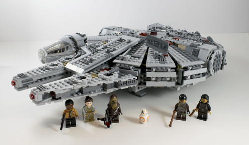 75105 Millennium Falcon Full Set
