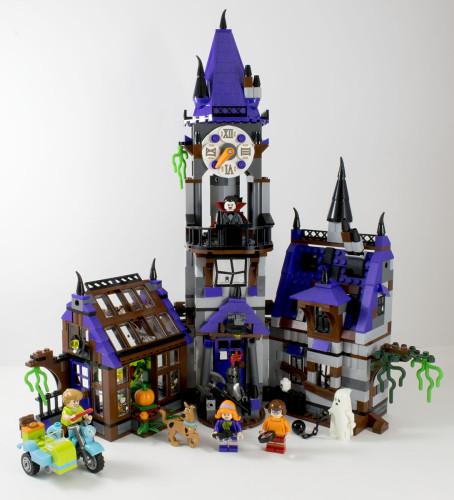 75904 Mystery Mansion Full Set