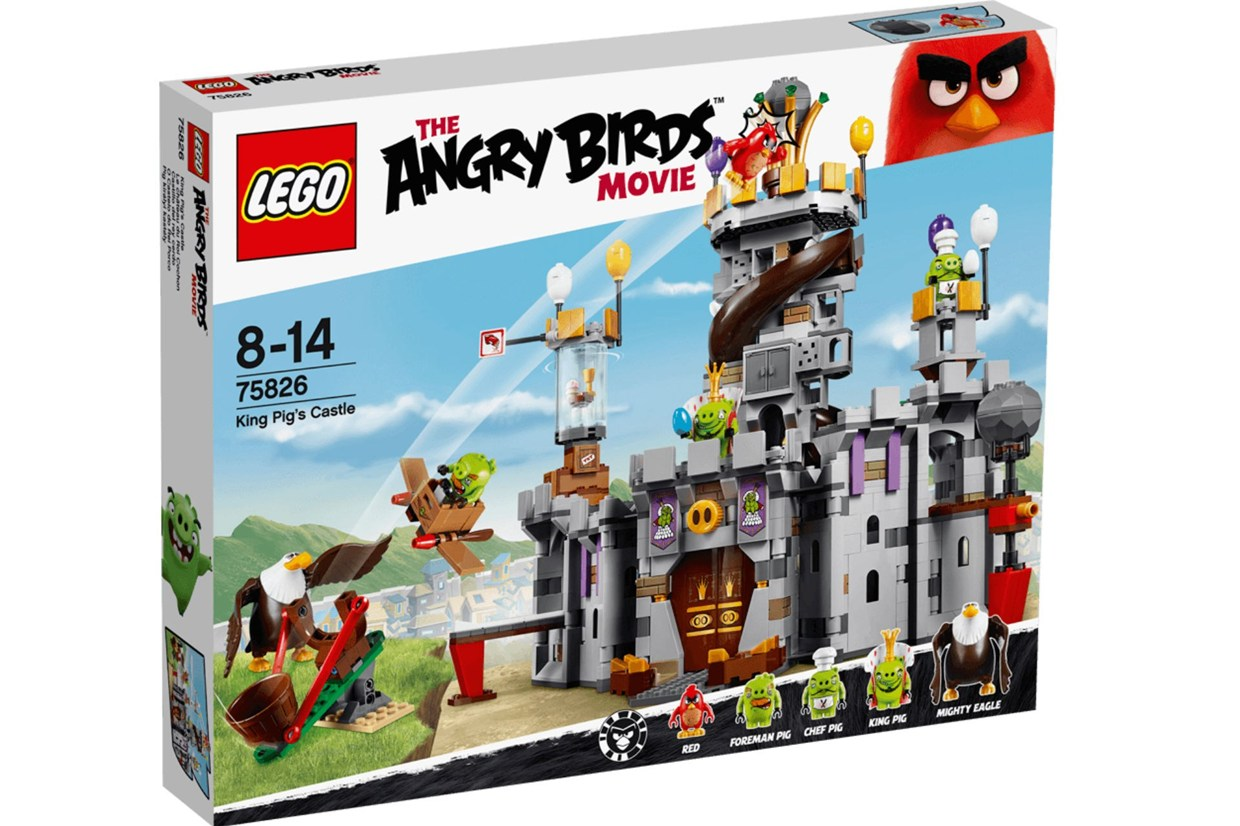 LEGO Angry Birds News: Wired Reveals LEGO Angry Birds Sets | From ...