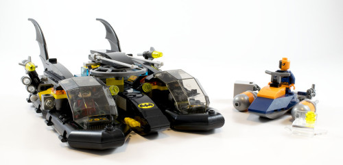 76034 The Batboat Harbor Pursuit Full Set