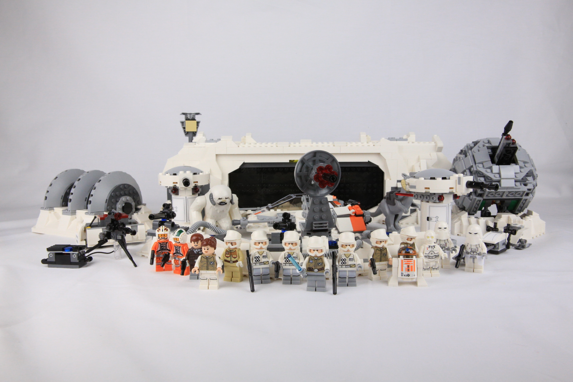image gallery lego hoth. Black Bedroom Furniture Sets. Home Design Ideas