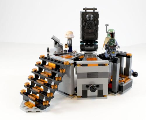75137 Carbon-Freezing Chamber Full Set