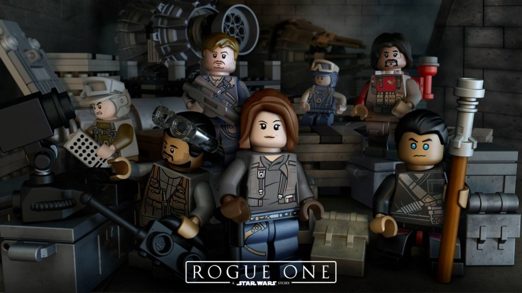 Rogue One LEGO Teaser Image