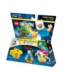 71245 Adventure Time Level Pack 2