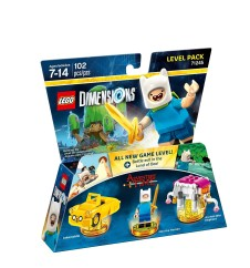 71245 Adventure Time Level Pack 3