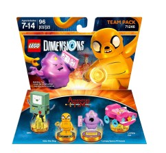 71246 Adventure Time Team Pack 1