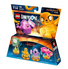71246 Adventure Time Team Pack 2