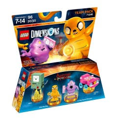 71246 Adventure Time Team Pack 3