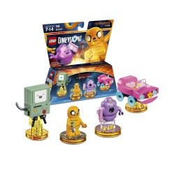 71246 Adventure Time Team Pack 4