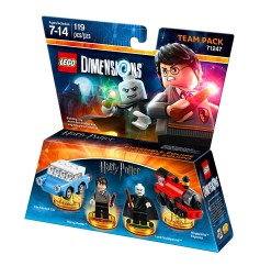 71247 Harry Potter Team Pack 2