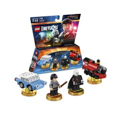 71247 Harry Potter Team Pack 4