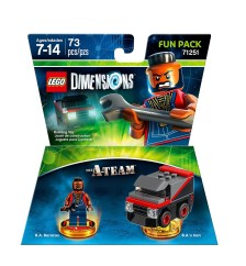 71251 The A-Team Fun Pack 1