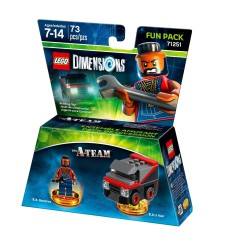 71251 The A-Team Fun Pack 2