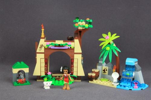 41149 Moana's Island Adventure 1