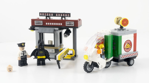 70910 Scarecrow Special Delivery Full Set