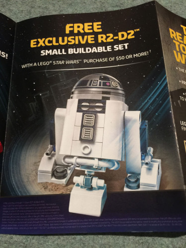 buildable r2-d2