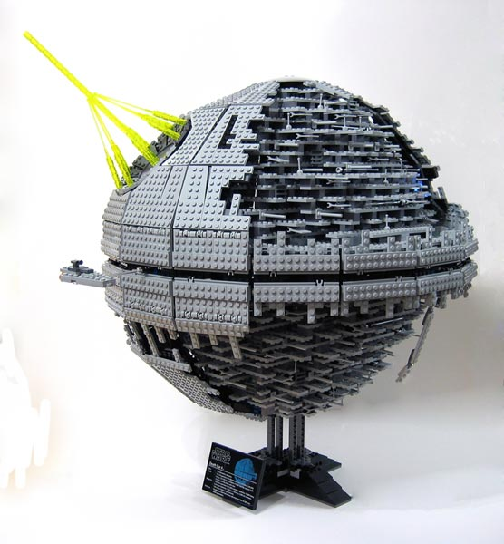 Review 10143 Death Star Ii Fbtb