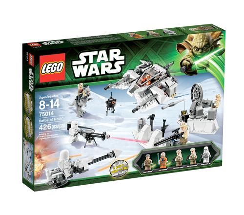 Lego Star Wars Battles 0 30 Apk: [CA] Toys'R'Us Sells 75014 Battle Of Hoth