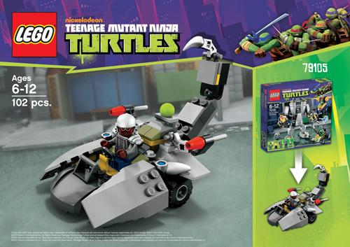 Teenage Mutant Ninja Turtle Minecraft Build Guide