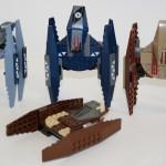 4 Droid Fighter Comparison