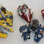 All of the Jedi Starfighters