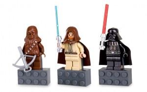 Chewie, Obi-Wan, Darth Vader