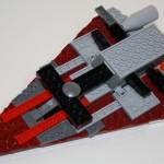 Starfighter Underside Firing Mechanism