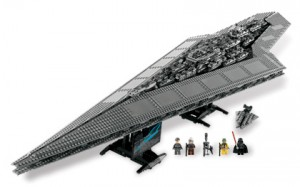 """A set best described as """"awful build, great shelf piece... from above"""""""