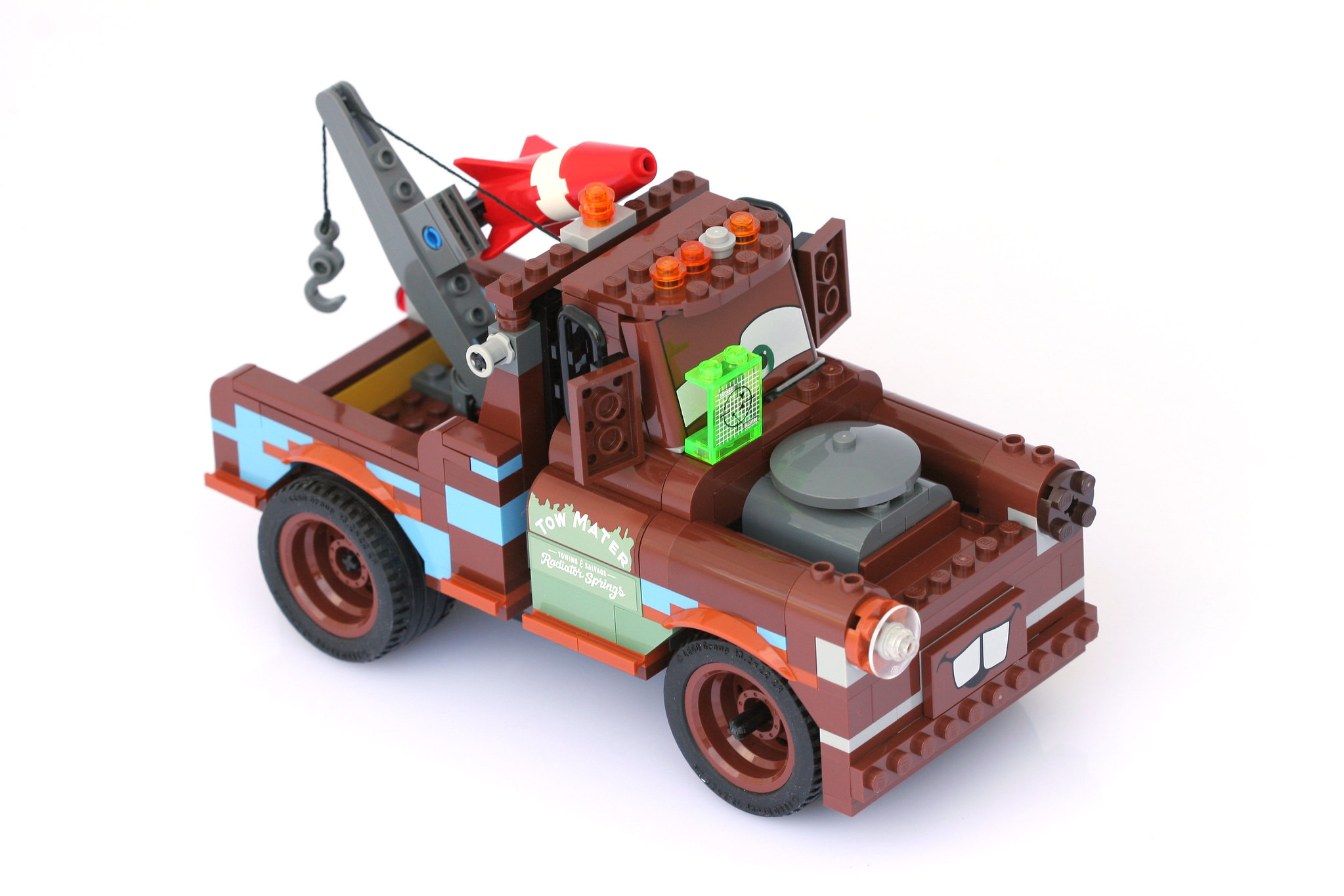 Review 8677 Ultimate Build Mater Fbtb