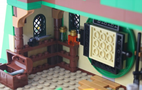 Bag End Interior Detail