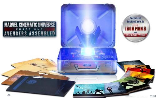 Marvel Cinematic Universe 10-disc Set
