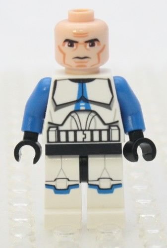 501st Clone - Face