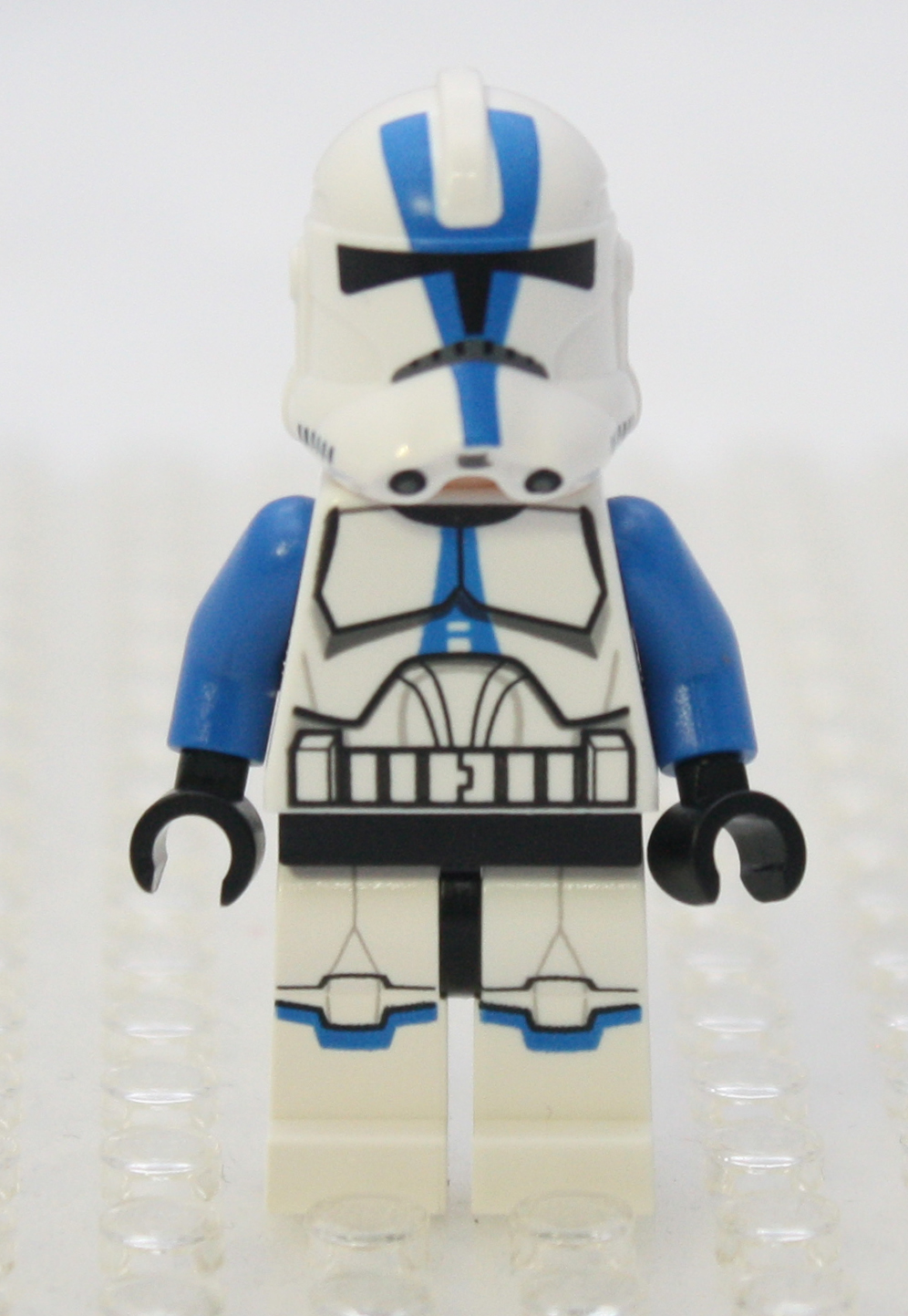 how to make a big lego stormtrooper