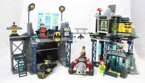 Batcave - Full Set