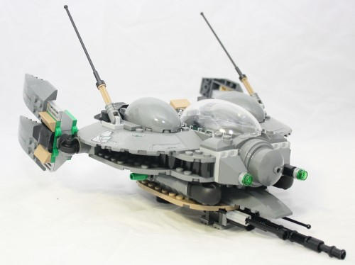 Black Zero Dropship