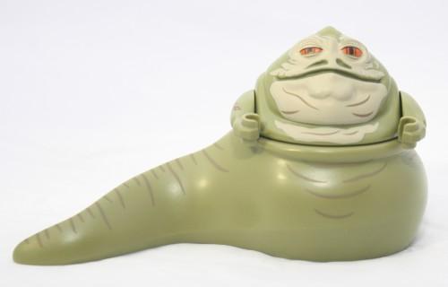 Sail Barge - Jabba