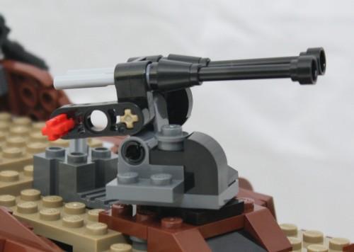 Sail Barge - New Awful Deck Gun