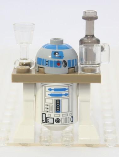 Sail Barge - R2-D2