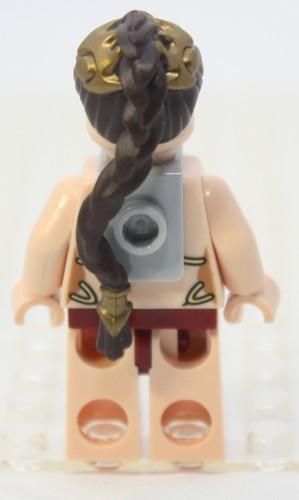 Sail Barge - Slave Leia Back
