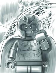 All New X-Men #17 - LEGO Sketch Variant