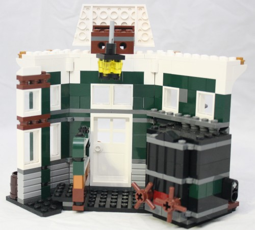 Bank - Inside