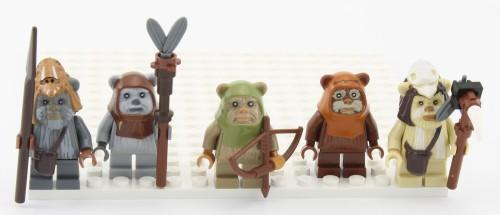 Minifigures - Ewoks