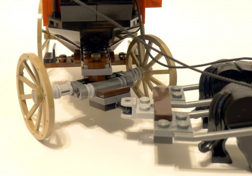 79108 Stagecoach Forward Detail