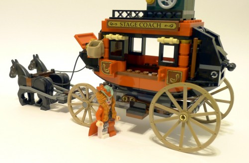 79108 Stagecoach Requires a Boost