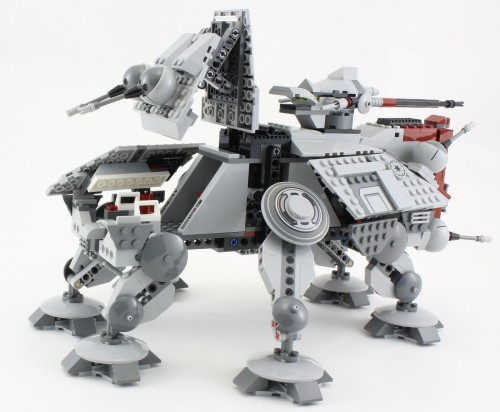 AT-TE - Back Angle