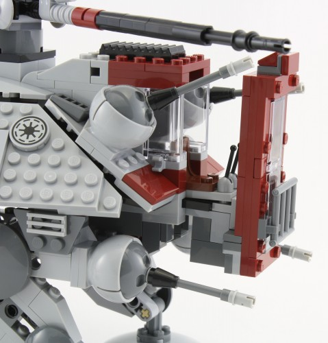 AT-TE - Cockpit Opening