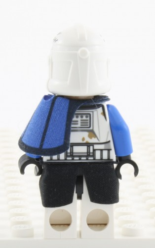 Captain Rex - Back