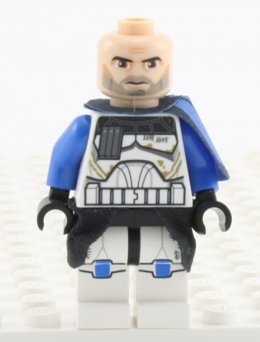 Captain Rex - Face